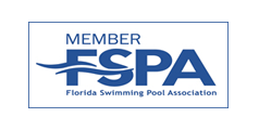 Florida Swimming Pool Association logo