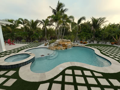 residential pool builder in stuart, fl
