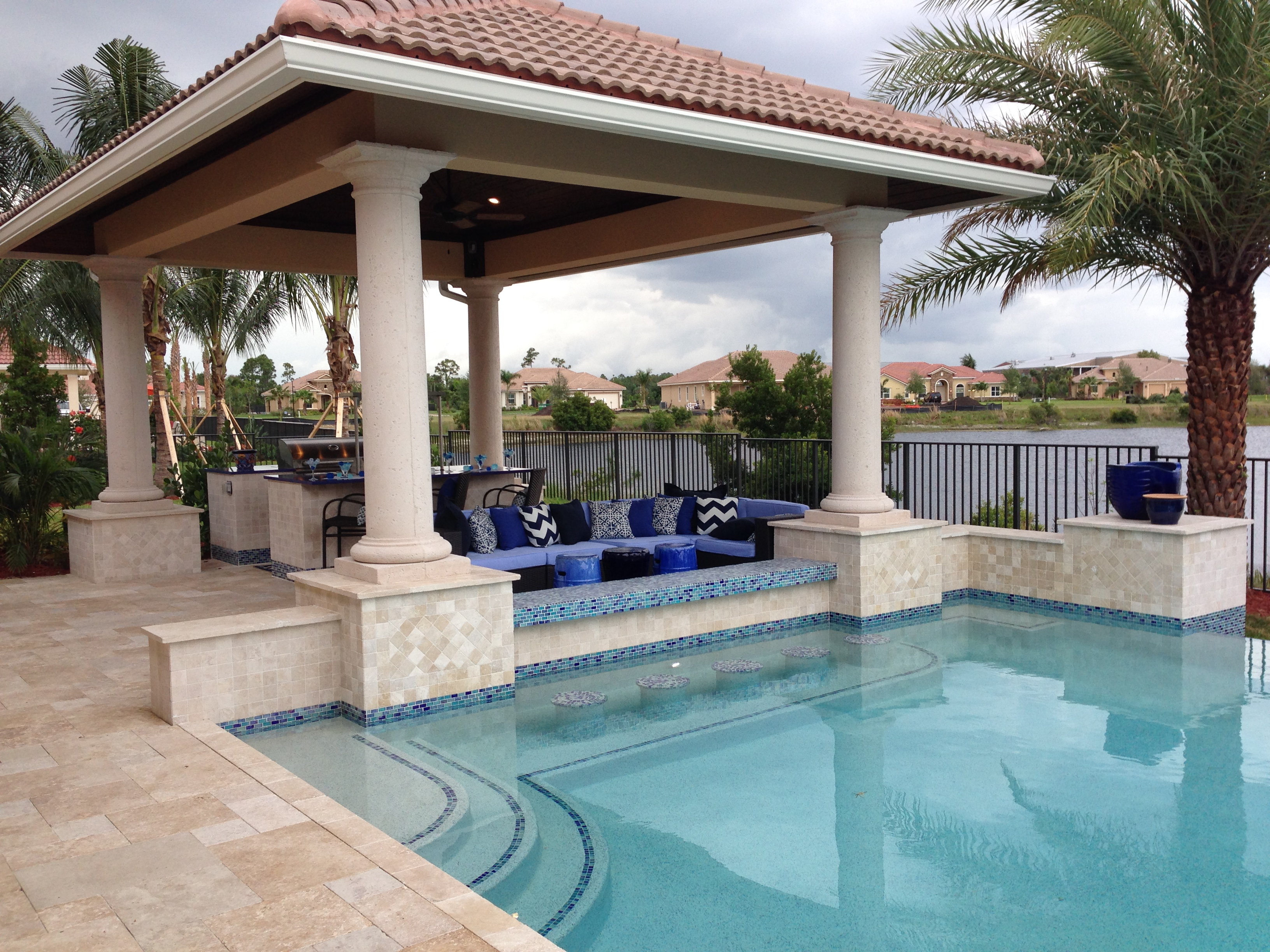 outdoor pool services in stuart, fl