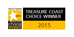 Treasure Coast Choice Winner logo