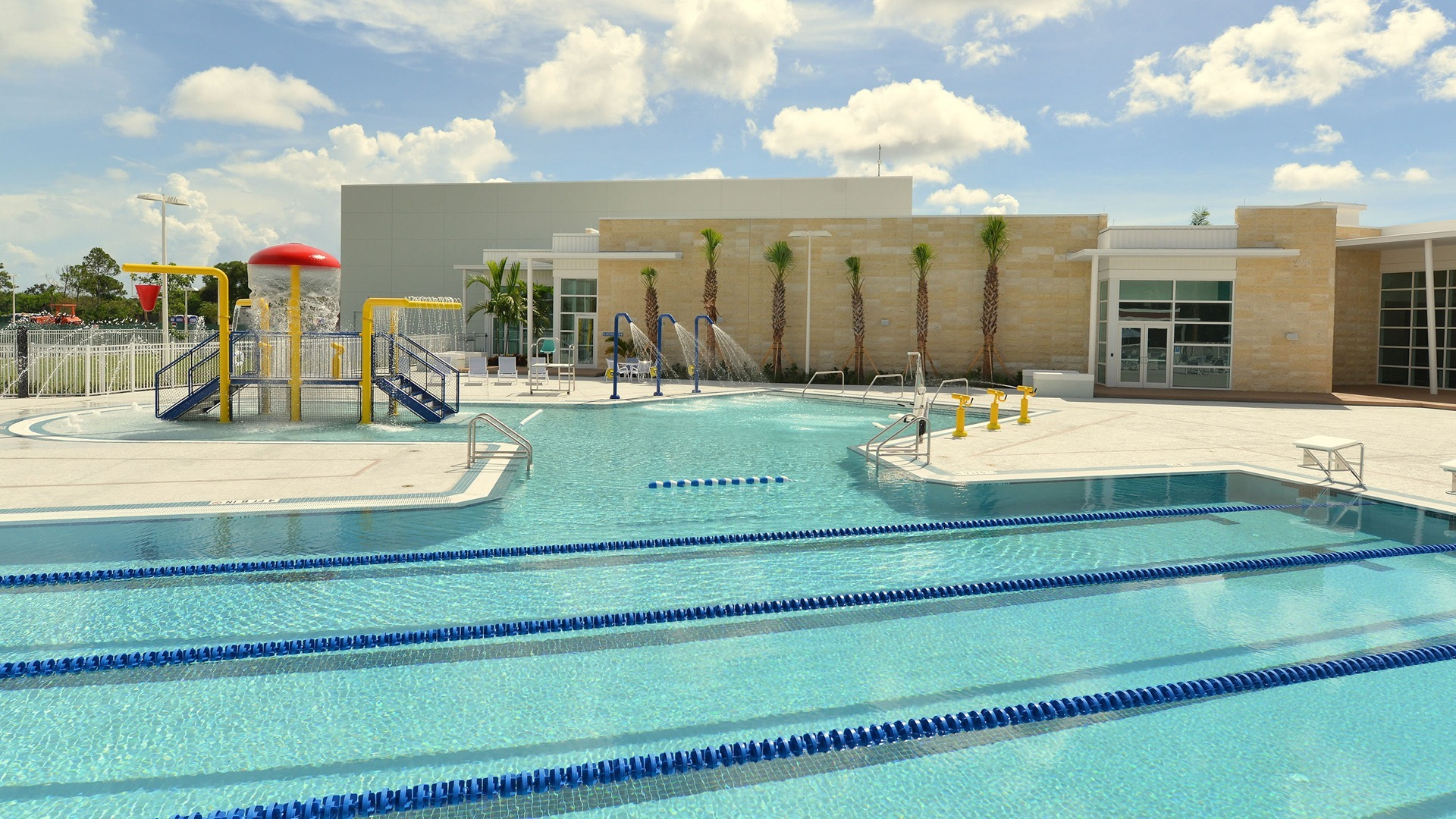 Competition, Lap, and Homeowner Association Pools - pool-builder-palm-city